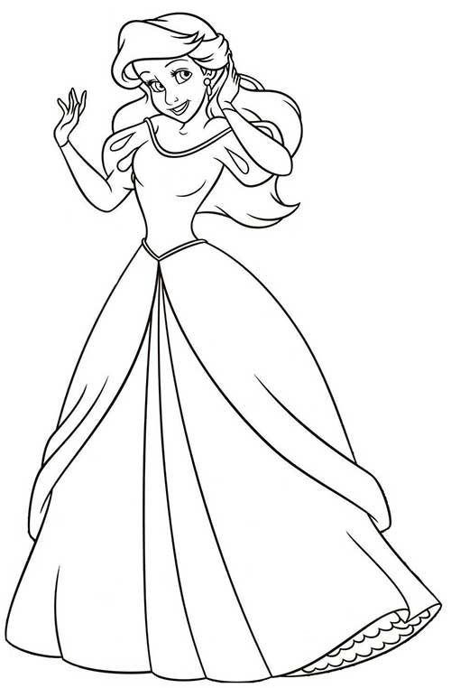 Desenhos-da-Ariel