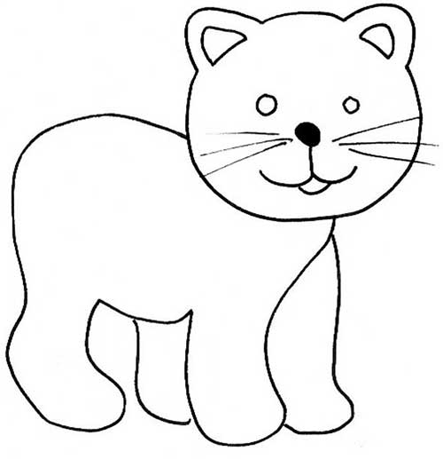 Desenhos-de-Gatos-1
