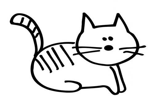 Desenhos-de-Gatos-2