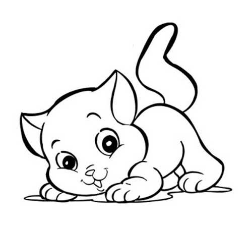 Desenhos-de-Gatos-3
