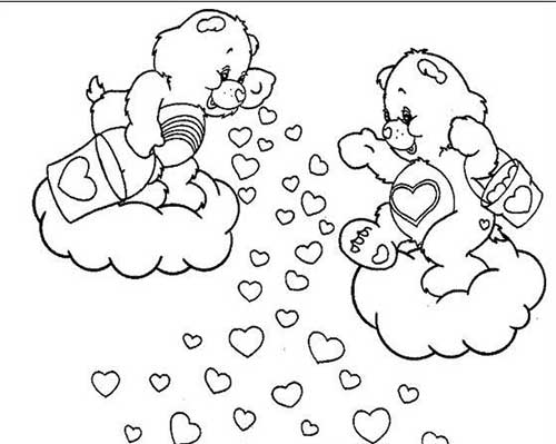 35 Desenhos De Ursinhos Para Imprimir E Colorir Em Casa
