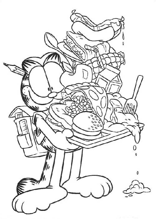 Desenhos-do-Garfield-2