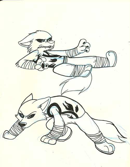 Desenhos-do-Kung-Fu-Panda