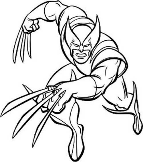 Desenhos-do-Wolverine-1