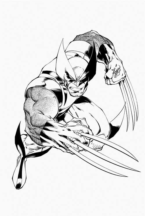 Desenhos-do-Wolverine
