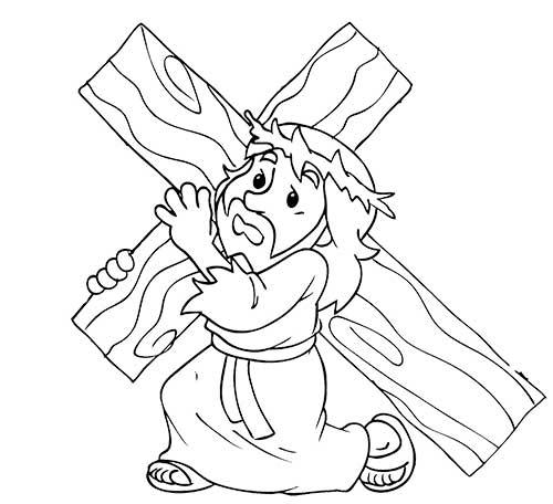 Desenhos-de-Jesus-2