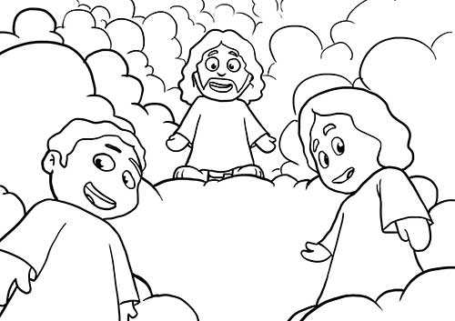 30 Desenhos De Jesus Para Colorir Em Casa (COLORINDO