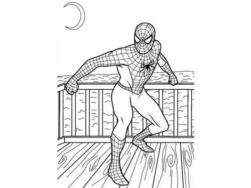 Desenhos-do-Homem-Aranha