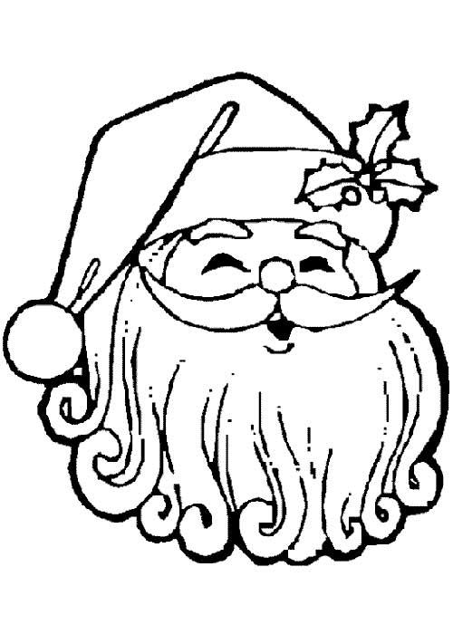 Desenhos-do-Papai-Noel-1
