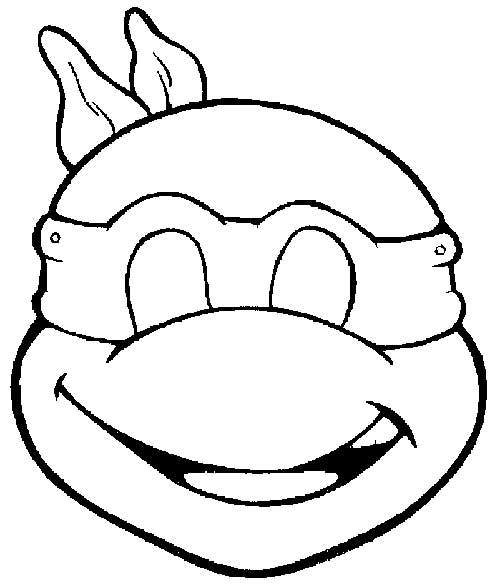 30 desenhos das tartarugas ninja para pintar colorir - Dessin anime des tortues ninja ...
