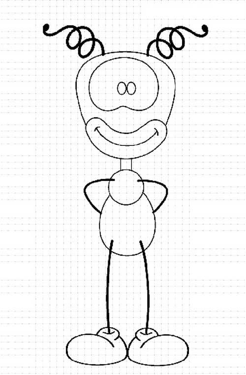 39 Desenhos Do Smilinguido Para Colorir Pintar
