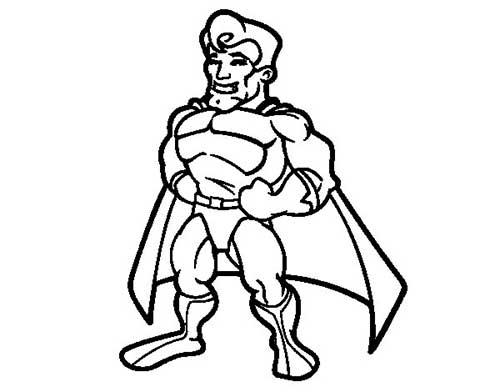super-heroi