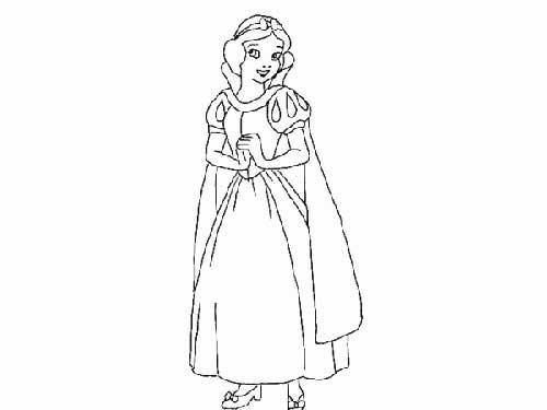 Desenhos-da-Branca-de-Neve-1
