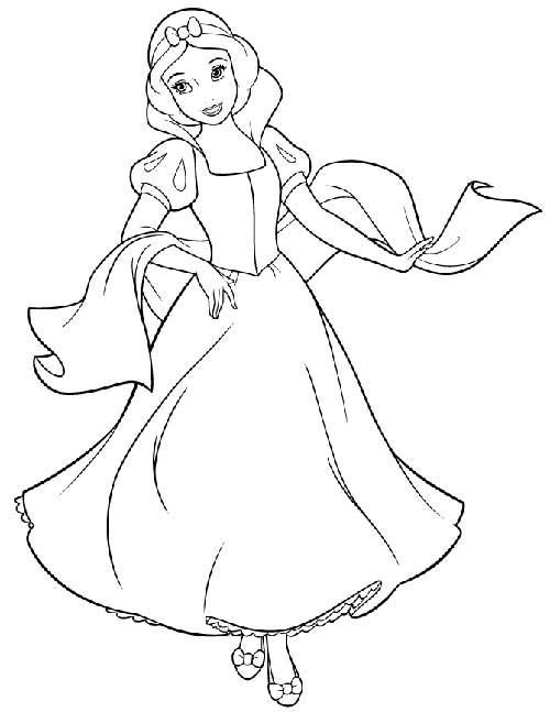 Desenhos-da-Branca-de-Neve-2