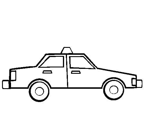 50 Desenhos De Carros Para Colorir/Pintar