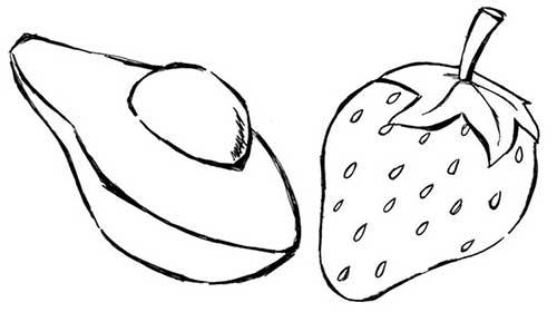 desenhos-de-frutas-2