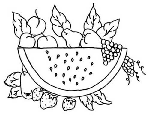 desenhos-de-frutas
