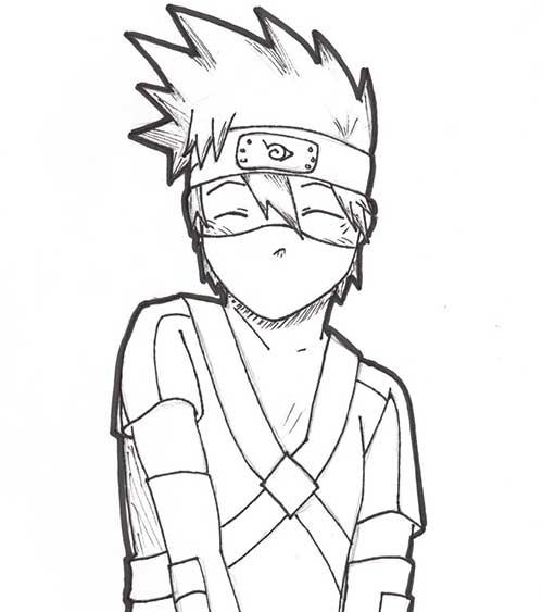 desenhos-do-kakashi