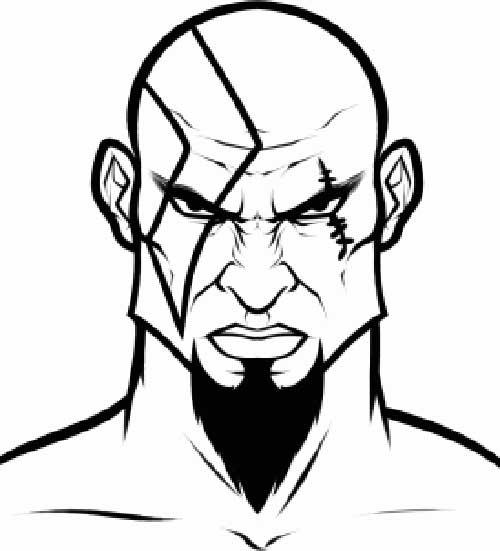 desenhos-do-kratos