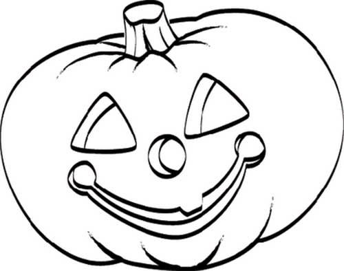 57 Desenhos Do Halloween Para Colorir E Se Divertir