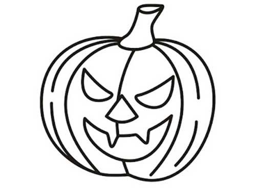30 Desenhos Do Halloween Para Colorir E Se Divertir