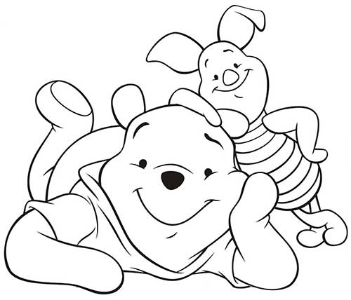 30 Desenhos Infantis Para Voce Baixar E Pintar