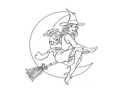 hot ladies coloring pages - photo#10
