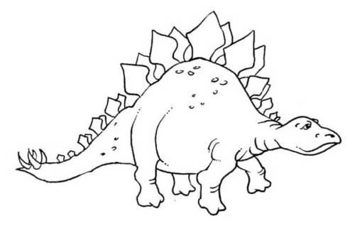 Desenhos do Jurassic Park para pintar