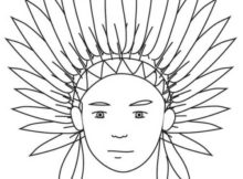 Desenhos de Índio
