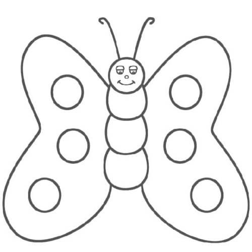 modelos de borboleta