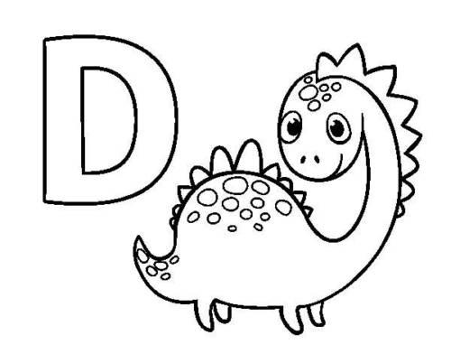 imagens de desenhos do abecedário
