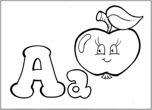 fotos de abecedário