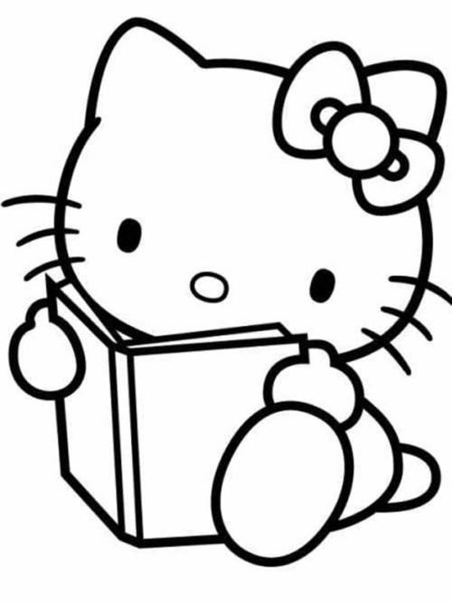 imagens de desenhos da hello kitty