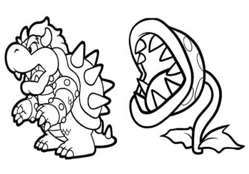 67 Desenhos Divertidos Do Mario Para Pintar Colorir