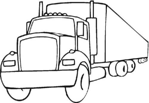 dicas e ideias de desenhos de caminhão