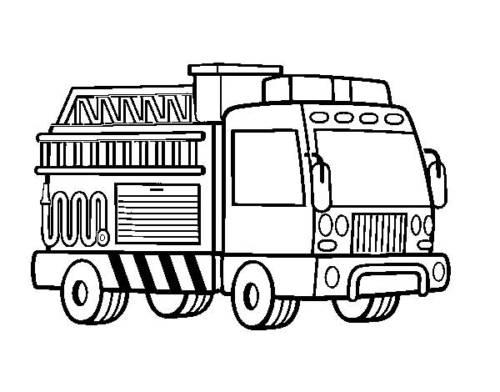 desenhos de caminhão